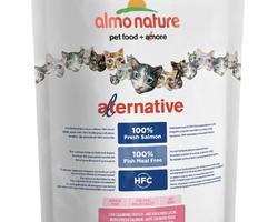 almo alternative chat saumon 2 kgs