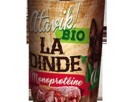 atavik bio chien dinde monoproteine