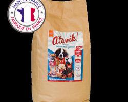 Atavik made in France spéciales croissance au saumon et poulet 12kg